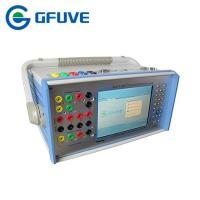 Buy cheap Multi-Phase Secondary Current Injection Protection Relay Test System With Harmonic output from wholesalers
