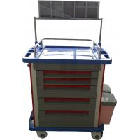 China Hospital Medical Emergency Crash Cart on sale