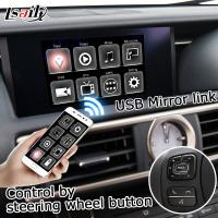 Buy 480 * 800 Definition Lexus Video Interface at wholesale prices
