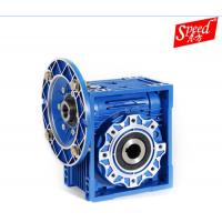 China Nmrv RV Reducer Worm Gear Reducer With Two - Stage Scroll Control Box on sale