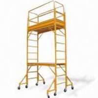 China 6' steel multi-purpose scaffold tower on sale