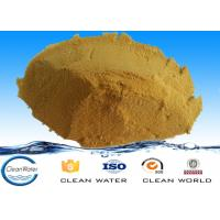 Buy cheap Drinking Polyaluminium Chloride  chemical  pac flocculant ISO / BV Basicity 40-90% PH 3.5-5 product