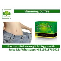 Buy cheap Control Appetite Fat Burner Green Coffee Bean Weight Loss For Slimming Drinks product