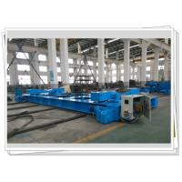 China 200 Ton Heavy Duty Wind Tower Welding Parts Tower Transport Cart on sale