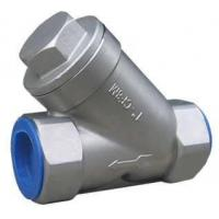"""Buy cheap Y Type Strainer Thread End 800WOG NPT BSPT BSPP,DIN2999,1/2""""-4"""" product"""