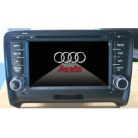 Quality Digital TV Audi Car DVD Player , A2DP Car Stereo With Blue Tooth for sale