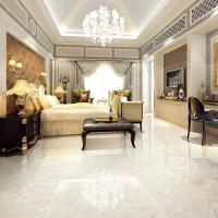Quality Snow White 32x32 Floor Tiles , Large 800x800 Porcelain Floor Tiles for sale