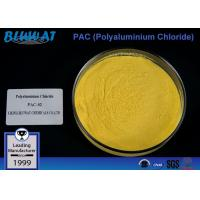 China PAC polyaluminium chloride 30% for Water Treatment Chemical Flocculant and Coagulant on sale
