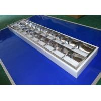 Quality Surface Mounted Led Tube Light Bulbs Reflective Iron Grille Light  For Classroom for sale