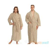 China Terry Cloth Bathrobe Lint Free, Ultra Soft, Durable, Scratch-Free, Machine Washable. on sale