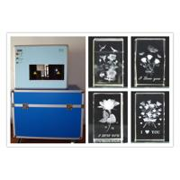 Quality Cost - Effective 3D Laser Engraving Machine 1 Galvo / Y / Z Motion Controlled for sale