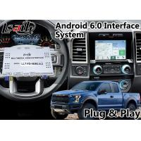 Quality Ford F 150 Android 6.0 Navigation Box for SYNC 3 System 2016-2018 support Carplay and Android auto for sale