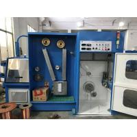 22DT High Speed Wire Drawing Machine , Cu Wire Drawing Machine With Large Spool