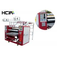 Quality Multi Color Double Sided Dye Sublimation Lanyard Printing Machine 250 - 300m/H for sale