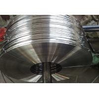 Quality 409L / 436L / 439M Stainless Steel Strips Thin Steel Strips For Exhaust Pipe for sale