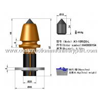 Buy cheap Milling Machine Cutting Bits Tungsten Carbide Longer Service Life product