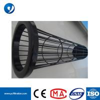 Quality China Manufacturer Dust Collector Filter Bag Cages with Venturi Welding Machine Line for sale