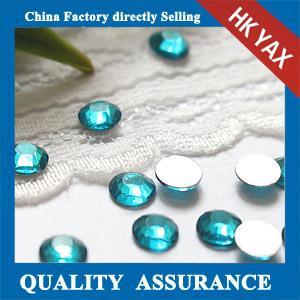 China non hot fix rhinestone, non hot fix rhinestone, factory flat back stone non hot fix on sale