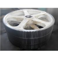 Quality ANSI standard transmission bevel gear / big bevel gears with long life and high quality made in China for sale