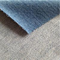 Quality french terry fabric for denim for sale