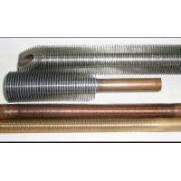 Buy cheap Seamless copper Fin Tube Heat Exchanger for  boiler economizer Base pipe product