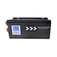China 1KW 2KW 3KW Solar Hybrid High Frequency Power Inverter on sale