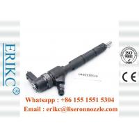 Quality ERIKC 0445110526 Bosch Common Rail Injector 0 445 110 526 Fuel Truck Injection 0445 110 526 for sale