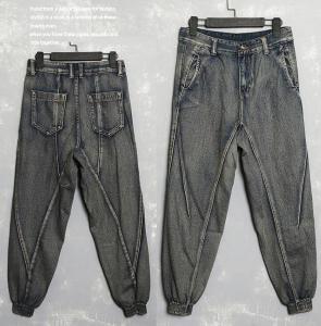 Quality 2018 Autumn Hip hop pants Jeans Men