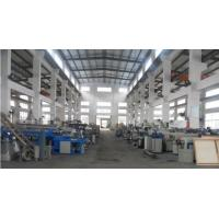 China High Throughput Polypropylene Non Woven Fabric Machine / Geotextile Production Line on sale