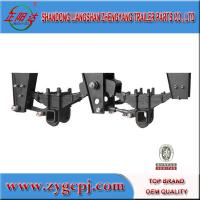 China tandem axle suspension mechanical suspension for sale on sale