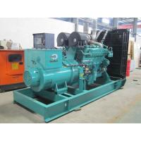 Quality 50Hz / 60Hz Electronic 3 Phase Diesel Engine Power Generator Universal Design for sale