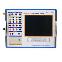 China GDGK-307 High Voltage Circuit Breaker Tester Analyzer GIS Mechanical tester on sale