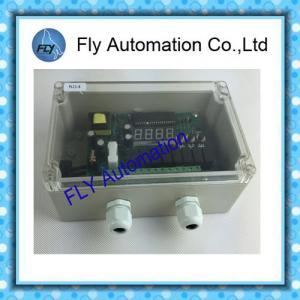 China Plastic PLC-4 pulse solenoid valve , air pulse valve TURBO on sale