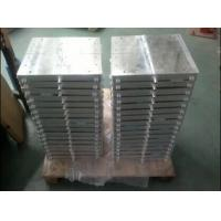 Buy cheap Aluminum Brazed cooler from wholesalers