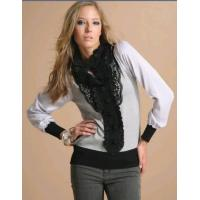 China 2009hottest!!+wholesale Price!!+small Order!!+Ladies' Blouses on sale