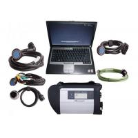 Quality WIFI Mercedes Star Benz Scanner Diagnostic Tool Compact C4 SD Connect for sale