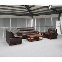 Buy cheap Sofas with Kiln Dried Solid Wood Frame, Fabric or Leather Available product