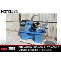Quality Full Automatic Tyre Repair Machine Wheel Straightening Equipment With Polishing Set for sale