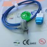 Quality TPU Compatible SPO2 Probe Sensor for Masimo / Philips / Bruker / Mindray for sale