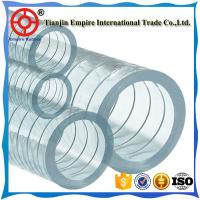 Quality Customized heavy duty super flexible pvc steel wire hose made in china for sale