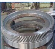 Quality Machined big module spur steel gear High Precision Grinding Helical Gear for Gearbox for sale