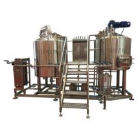 Quality commerical used beer mash tun equipment / mash and lauter tun for sale
