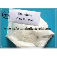Quality CAS 521-18-6 Oral Anabolic Steroids Raw Testosterone Powder Stanolone Dihydrotestosterone for sale