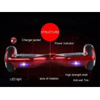 Buy cheap MINI 2 WHEEL ELECTRIC SCOOTER SMART SCOOTER LED light CE ROHS 6.5inch LED bluetooth product