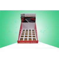 Buy cheap Cardboard Counter Displays / Display Box for Selling Screen Cleaner With from wholesalers