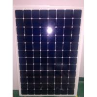 Quality High efficiency cell 300W solar power panels Double Sided Backsheet for sale