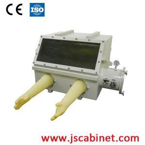 China Vacuum Glove Box, Bench top stainless glove box on sale