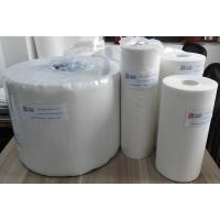 China Disposable Cleaning Wipes - 1-Ply  Airlaid Paper Towel 400' Roll - 6/Case on sale