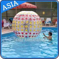 Quality Commercial Grade Water Zorb Ball , Inflatable Water Zorb For Water Park for sale