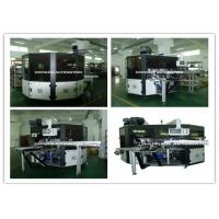 Buy cheap PLC System Automatic Screen Printing Machine / Screen Printing On Bottles product